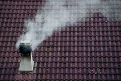 chimney стоковая фотография rf