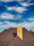 chimney стоковое фото rf