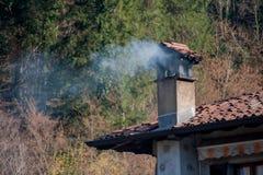 chimney стоковое фото