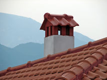 Free Chimney Stock Photography - 15797282