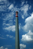 Chimney. High chimney Stock Photography