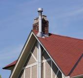 chimney стоковое изображение