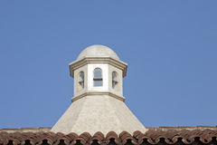 Chimney in Antigua Royalty Free Stock Photography