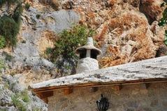 Chimney in Blagajska Stock Photography