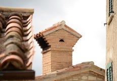 Chimney brick Royalty Free Stock Photos