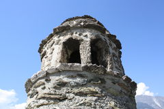 Chimney castle Royalty Free Stock Photos