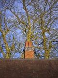 Chimney Royalty Free Stock Photography