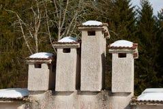 Chimney Flue Stock Image
