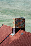 Chimney horn Stock Photo
