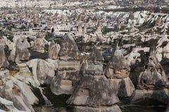 Chimney peaks, Cappadocia, Turkey Stock Photo