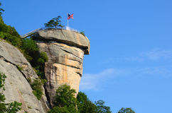 Chimney Rock Stock Image