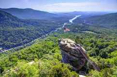 Chimney Rock Royalty Free Stock Images