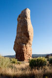 Chimney Rock at Kodachrome Basin State Park Stock Photos