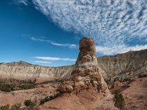 Chimney rock in Kodachrome State Park, Utah royalty free stock photos