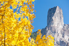 Chimney Rock Royalty Free Stock Photography