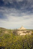 Chimney Rock, Nebraska Stock Image