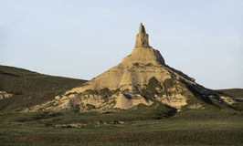 Chimney Rock Nebraska Royalty Free Stock Image
