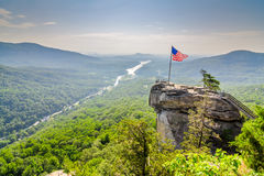 Chimney Rock State Park Royalty Free Stock Photos