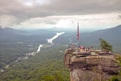 Chimney Rock Stock Images