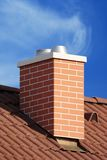 Chimney stack Stock Photography