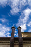 Chimney stack Stock Images
