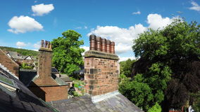 Chimney Stack stock video