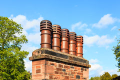 Chimney Stack Royalty Free Stock Images