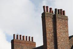 Chimney Stacks Stock Image