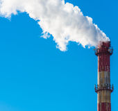 Chimney-stalk Stock Image