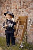 Chimney Sweep Girl Royalty Free Stock Photos