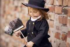 Chimney Sweep Girl Stock Photos