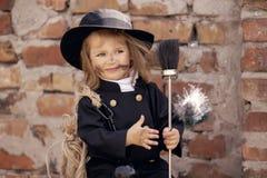 Chimney Sweep Girl Royalty Free Stock Photo