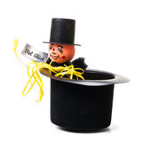 Chimney sweep, lucky charm. Chimney sweep as lucky charm Stock Photo