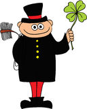 Chimney sweeper Stock Photo