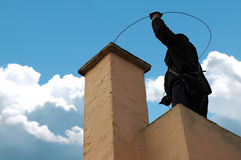 Chimney Sweeper Stock Images