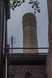 Chimney top. Piece of chimney/huge chimney/chimney top Stock Photography