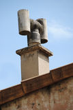 Chimney Vent Royalty Free Stock Photography