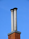 Chimneys Stock Photography
