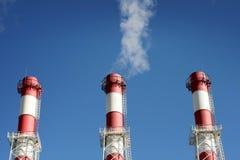 The chimneys Stock Image