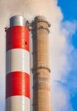 chimneys Стоковое Фото