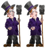 Chimneysweep Stock Photography