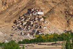 Chimray monastery, Ladakh, Jammu and Kashmir, India Stock Images