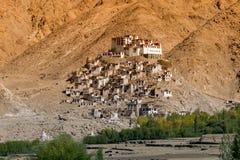 Chimreyklooster, Leh, Ladakh, India Royalty-vrije Stock Afbeelding
