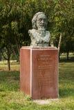 Chinês asiático, parque internacional da escultura do Pequim, komensky, Foto de Stock Royalty Free