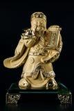Chinês Cai Shen do deus Imagem de Stock Royalty Free