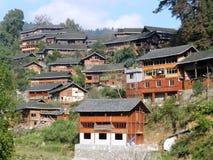 Chinês Dong Village Fotografia de Stock