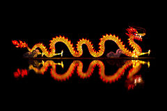 Chinês Dragon Lantern Imagens de Stock Royalty Free