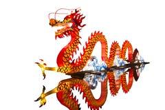 Chinês Dragon Lantern fotos de stock royalty free