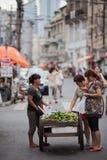 Chinês local Foto de Stock
