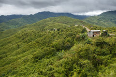 Chin State, Myanmar Image libre de droits